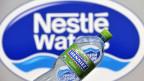 Henniez, San Pellegrino oder Contrex sind nur einige der Wassermarken im Portefeuille von Nestlé.