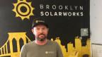 Brooklyn SolarWork wurde 2015 gegründet, seit 2018 hat sich das Team verdoppelt, sagt Mitgründer und CEO T.R. Ludwig.