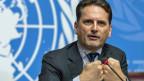 Der Schweizer UNRWA-Generalkommissar Pierre Krähenbühl. Archivbild von 2018.