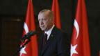 Recep Tayyip Erdogan, Präsident der Türkei.