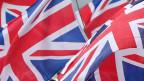 Fahne Grossbritannien.