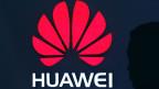 Das Logo von Huawei.