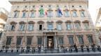 Die italienischen Fraktionsvorsitzenden treffen sich am Montag im italienischen Senat in Rom.