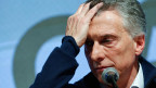 Bei den Vorwahlen in Argentinien erlitt der aktuelle Präsident, Mauricio Macri, eine herbe Niederlage.
