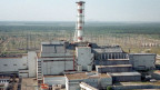 Blick auf das Areal von Tschernobyl, wo der Reaktor Nummer 4 im Jahre 1986 explodiert ist.