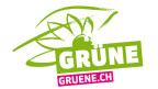 Logo der Grünen Partei Schweiz.