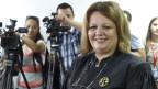 Katica Janeva soll selbst in Korruptionsfälle verwickelt sein.