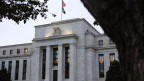 Das Gebäude der amerikanischen Notenbank in Washington.