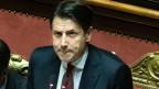Giuseppe Conte, Ex-Regierungschef von Italien.