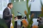 GLP-Präsident Jürg Grossen in Rüschlikon.
