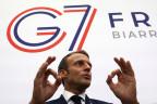 Audio «G-7 in Biarritz: Gipfel der Schein-Einigkeit» abspielen.