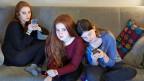 Jugendliche nutzen auch klassische Medien