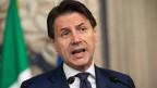 Giuseppe Conte muss ein Kabinett zusammenstellen.