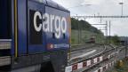 Lastwagen-Unternehmen steigen SBB Cargo ein