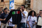 Lega-Chef Salvini auf Sizilien