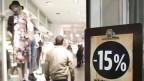 Die Konsumentinnen und Konsumenten sind noch in Kauflaune. Symbolbild.