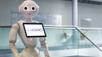 Roboter Pepper wird in Martigny vorgestellt