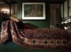 Sigmund Freuds legendäre Couch.