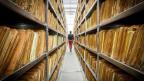 Archiv für die Unterlagen der Staatssicherheit der ehemaligen DDR (BStU) am Dienstsitz Berlin.
