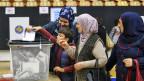 Wahlen in Kosovo. Symbolbild.