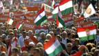 Wahlen in Ungarn.