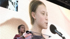 Die schwedische Klimaaktivistin Greta Thunberg.
