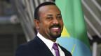 Abiy Ahmed, Regierungschef von Äthiopien.