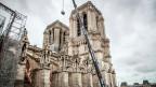 Die Kathedrale Notre Dame in Paris.