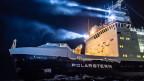 Das deutsche Forschungsschiff «Polarstern?» startete im September 2019 von Tromso, Norwegen, aus zu einer Arktisexpedition, einer 150 Millionen Dollar teuren Expedition, die ein ganzes Jahr dauern wird.