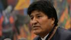 Boliviens Präsident Evo Morales.