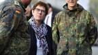Annegret Kramp-Karrenbauer, deutsche Verteidigungsministerin.