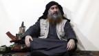 Der getötete IS-Kopf Abu Bakr al-Bagdhadi.