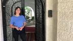 Aysha Talhouni, Psychologin mit eigener Praxis in Amman.