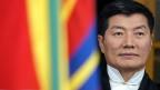 Lobsang Sangay, Chef der tibetischen Exilregierung.