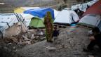 Mehr als 36 000 Migranten hausen derzeit auf Lesbos, Chios, Leros, Kos und Samos unter menschenunwürdigen Umständen.