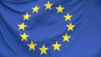 EU-Fahne. Symbolbild.