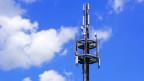 800 Baugesuche für 5G-Mobilfunk-Antennen auf Eis.