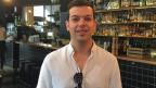 Der Spanier Francisco Herrera lebt seit drei Jahren in Prag.