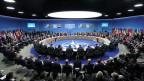 Die Nato tagt in London.