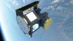 Cheops (für «Characterising Exoplanet Satellite») wird an Bord einer Sojus-Trägerrakete vom europäischen Weltraumbahnhof in Kourou, Französisch-Guayana, abheben.
