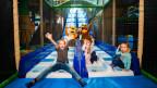 Vergnügen im grössten Spielzimmer der Schweiz.