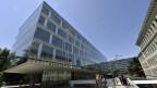 Der WTO-Hauptsitz in Genf.