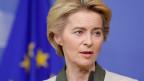 Ursula von der Leyen, EU-Kommissionspräsidentin.