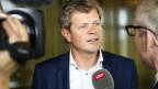 Jürg Grossen, Parteipräsident der Grünliberalen.