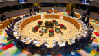Die Staats- und Regierungschefs der Europäischen Union am EU-Gipfel in Brüssel, Belgien, am 13. Dezember 2019.