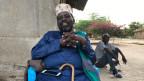 Die Trommel Ngaji sei das Machtsymbol der Pokomo, erklärt Haye Makorani-a-Mungase VII, der König der Pokomo.