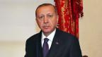 Recep Tayyip Erdogan besucht die Schweiz.