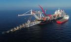 Allseas-Schiff verlegt in der Ostsee Rohre für «Nordstream 2»
