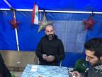 Weihnachten ohne Familie: Der libanesische Christ Fady Nader.