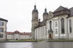 Die St.Galler Stiftskirche gehört zum Unesco-Weltkulturerbe.